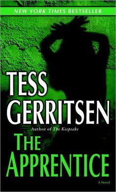 The Apprentice by Tess Gerritsen   Jane Rizzoli & Maura Isles Series, Book 2
