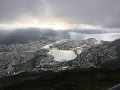 **Mount Ulriken (cable car to a great view) - Bergen, Norway