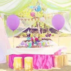 Unicorn Princess Birthday Party - Project Nursery