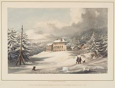 Written by Sir William Howard Russell (Irish, 1820–1907). The Atlantic Telegraph, [1866]. The Metropolitan Museum of Art, New York. The Elisha Whittelsey Collection, The Elisha Whittelsey Fund, 1961 (61.536.5) #snow