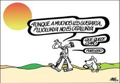 Viñeta: Forges - 4 SEP 2014 | Opinión | EL PAÍS