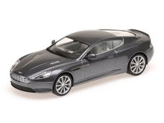 Kyosho 1:43 Aston Martin DB9 Diecast Model Car 05591MS This Aston Martin DB9 (2013) Diecast Model Car is Meteorite Silver and features working wheels. It is made by Kyosho and is 1:43 scale (approx. 10cm / 3.9in long).    Kyosho have worked their magic on this high-quality reproduction of one of Aston's most popular GT tourers.  #Kyosho #ModelCar #AstonMartin