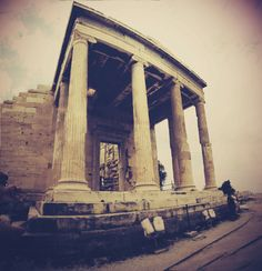 Experience Athens!