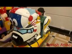 Vehicle, Car, Lorry, Wheels, Song Kiddy Rides for Kids | Odong Odong Ker...