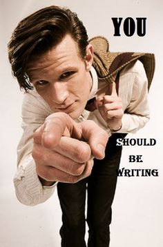 Just keep writing...