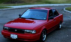 93 Sentra, Had one of these too.