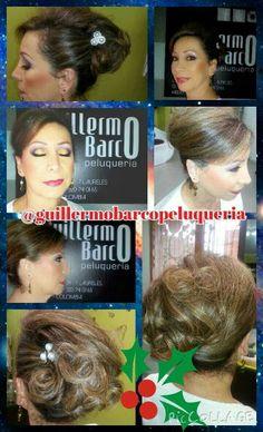 Peinado @guillermobarcopeluqueria