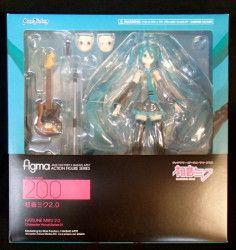 マックスファクトリー figma ボーカロイド/キャラクターボーカルシリーズ 200 初音ミク 2.0/Hatsune Miku 2.0