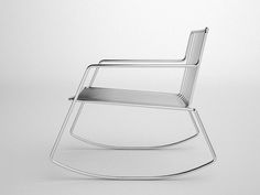 Alinea: Aptly named for lovely lines, outdoor steel furniture.