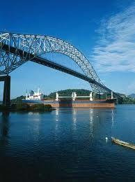 Puentes de las Américas...... Puente del Mundo y Corazón del Universo En Panamá, república de Panamá