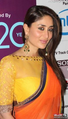 Kareena Kapoor at FICCI Frames 2013 Launch Photos