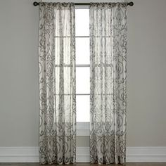 looking at curtains for our bedroom royal velvet alona rod pocket