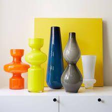 Image result for mid century vases plastic