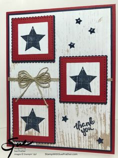 Amy Koenders, Independent Stampin' Up! Demonstrator in Alpharetta, Georgia (Atlanta).Let's make some cards! Military Cards, Military Quotes, Masculine Birthday Cards, Masculine Cards, Star Cards, Cute Cards, Men's Cards, Cards Diy, Christmas