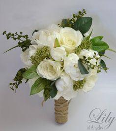 Bridal outfits weddingsavings elegant wedding ideas pinterest wedding bouquet bridesmaid bouquet wedding flowers silk flower bouquet silk flowers bouquet bo mightylinksfo