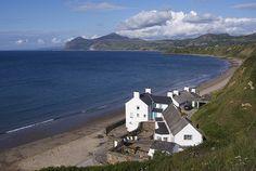 Lleyn Coast and Yr Eifl from Morfa Nefyn