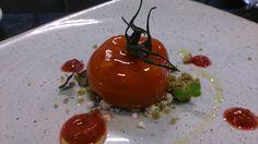 Falso tomate en El Campero, Barbate