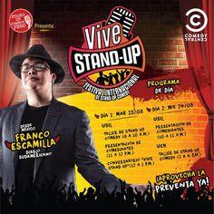 LIMA VAGA: Primer festival internacional de stand up comedy '...