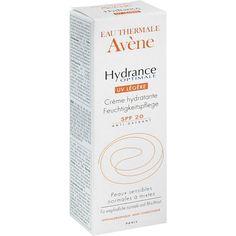 AVENE Hydrance Optimale UV legere Creme:   Packungsinhalt: 40 ml Creme PZN: 06731779 Hersteller: PIERRE FABRE DERMO KOSMETIK GmbH Preis:…