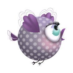 Silly little bird!