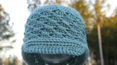 Lines by ELK - Free Crochet Hat Pattern