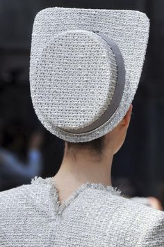 Fall 2013 Couture Chanel hat