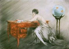Louis Icart - Recollections (1928)