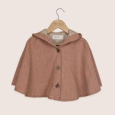 Mabel Cape by Twee & co Organic Boutique Organic Baby, Organic Cotton, 5 Years, Cape, Nostalgia, How To Make, How To Wear, Pure Products, Boutique