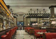 Brunch At Holborn Dining Room At Rosewood London Holborn Dining