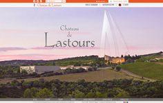 Château de Lastours - Adaptation responsive du site e-commerce de vente de vin du Château de Lastours.  - http://www.d-fuzion.com/portfolio/chateau-lastours/