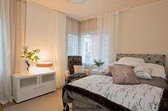 Parha-talo - makuuhuone | Asuntomessut Bedroom, Furniture, Home Decor, Decoration Home, Room Decor, Bedrooms, Home Furnishings, Home Interior Design, Dorm Room