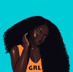 500 Best Black Girl Art Images Black Girl Art Black Women Art Black Art