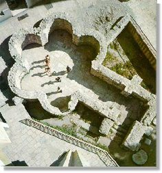 Stomorica Church in Zadar (key ground plan) / Croatia from 10/11th century /  #croatia #preromanesque