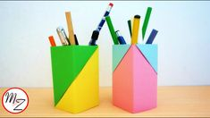 Pencil Holder DIY :
