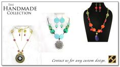 Different types of handmade Necklaces By Hindicraft.com info@hindicraft.com