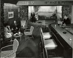 1-Stear's 19th hole lounge 1968