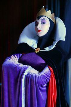 Who doesn't love a good Disney Villain on Halloween?  Evil Queen from Snow White  by ~Reki-Konran www.getawaytoday.com 855-GET-AWAY