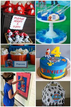 20 PAW Patrol Birthday Party Ideas