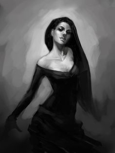 The vampire by ~Loulise on deviantART