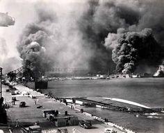 Hawaii, Pearl Harbor, December 7, 1941.