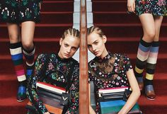 Valentino Pre-Fall 2015 by Michal Pudelka | The Fashionography