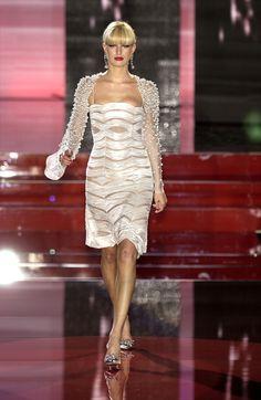 Valentino at Couture Fall 2003 - StyleBistro