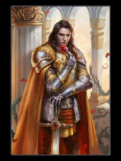 Caballero de la Rosa