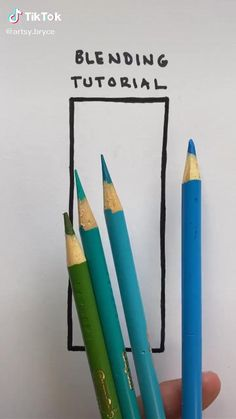 How to learn to blend colored pencils Colour Pencil Shading, Blending Colored Pencils, Color Pencil Sketch, Crayola Colored Pencils, Drawings With Colored Pencils, Coloured Pencil Art, Pencil Colour Painting, Colored Pencil Lessons, Art Drawings Sketches Simple