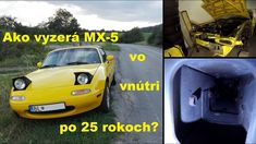 How does it look inside the Miata after 25 years? Night Knight, Mazda Mx, Knights, Youtube, Knight, Youtubers, Youtube Movies