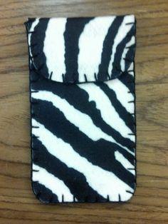 Capa para Celular - Zebra