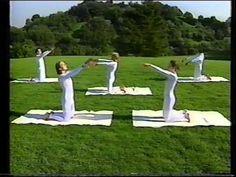 5 + 1 Tibeti Yoga - YouTube