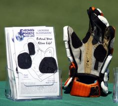 Your challenge is to design a glove to be used in a sport of your choice. You should create a 10 minute presentation with your proposal for your glove.