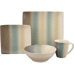 Nouveau 16 Piece Dinnerware Set | Wayfair