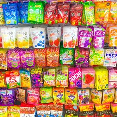 🎌 What makes Japanese candies so irresistible? 🍭 Aside from their unique texture & flavors, they also come in fun and colorful packaging like these! 🍬 Check out Japan Candy Store's collection! Japanese Sweets, Japanese Snacks, Japanese Food, Japanese Candy Store, Cute Snacks, Cute Food, Hi Chew Flavors, Candy Packaging, Japanese Packaging